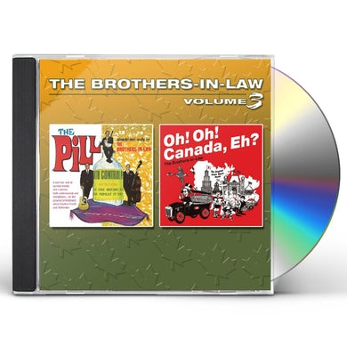 Brothers in law VOLUME 3 CD