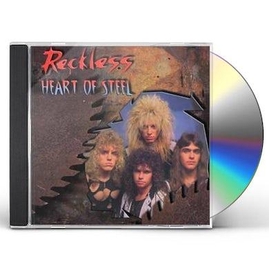 Reckless HEART OF STEEL CD