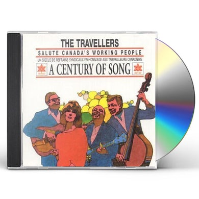 Travellers CENTURY OF SONG CD