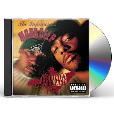 Mobb Deep MURDA MUZIK CD