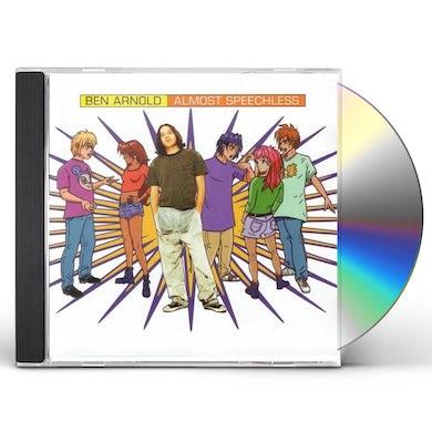 Ben Arnold ALMOST SPEECHLESS CD