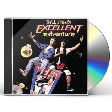 Bill & Ted'S Excellent Adventure / O.S.T. CD
