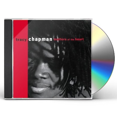 Tracy Chapman MATTERS OF THE HEART CD