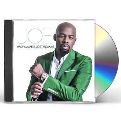 #MYNAMEISJOETHOMAS CD