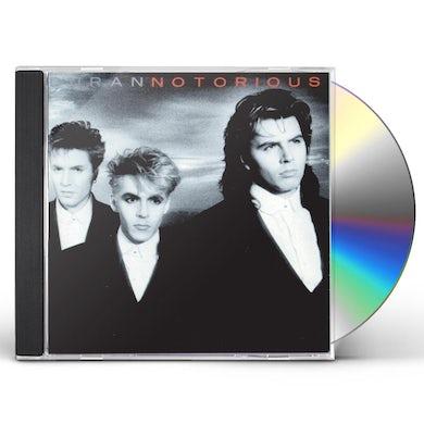 Duran Duran NOTORIOUS CD