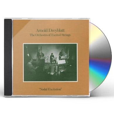 Arnold Dreyblatt NODAL EXCITATION CD