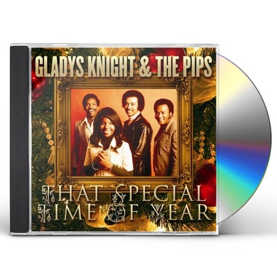 Gladys Knight & The Pips SPECIAL TIME OF YEAR CD
