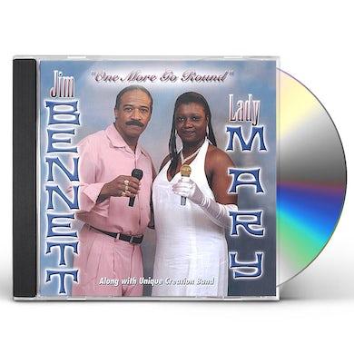 Jim Bennett ONE MORE GO ROUND CD