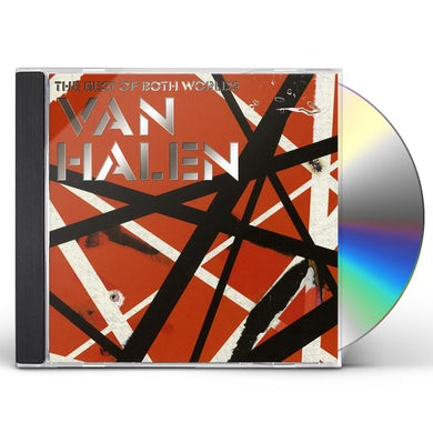 Van Halen VERY BEST OF CD