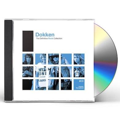 Dokken DEFINITIVE COLLECTION CD
