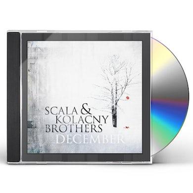 Scala & Kolacny Brothers DECEMBER CD