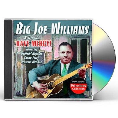 Big Joe Williams HAVE MERCY CD