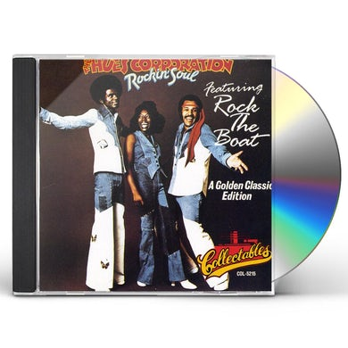 Hues Corporation ROCK THE BOAT CD