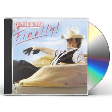 T.G. Sheppard FINALLY CD