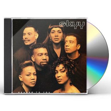 Skyy NEARER TO YOU CD