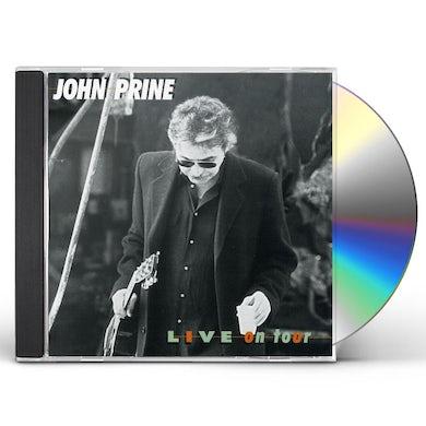 John Prine LIVE ON TOUR CD