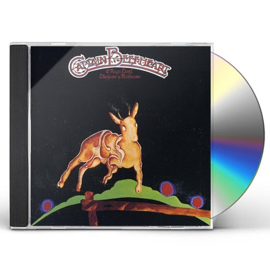 Captain Beefheart BLUEJEANS & MOONBEAMS CD