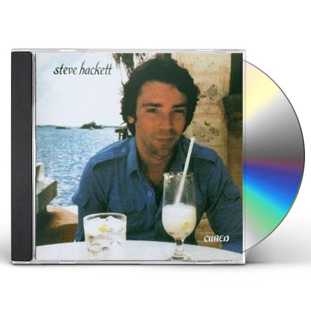 Steve Hackett CURED CD