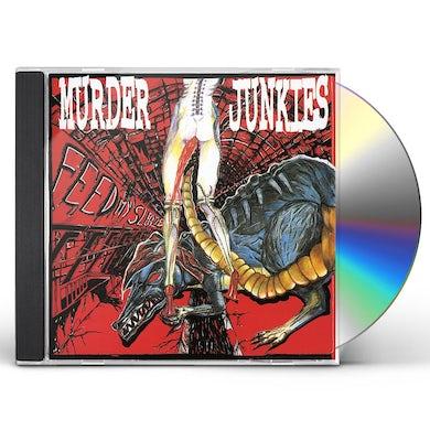 Murder Junkies FEED MY SLEAZE CD