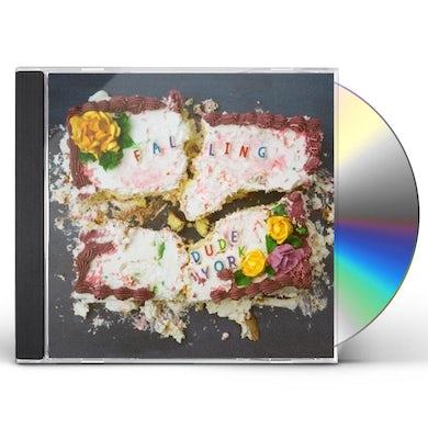 Dude York FALLING CD