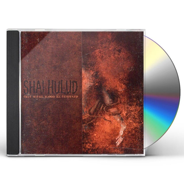Shai Hulud THAT WITHIN BLOOD ILL: TEMPERED CD