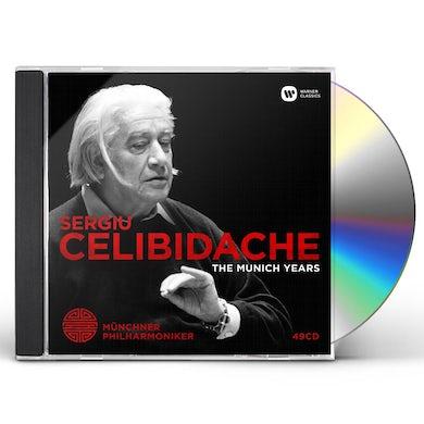 Sergiu Celibidache MUNICH YEARS CD