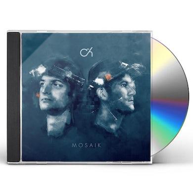 Camo & Krooked MOSAIK CD
