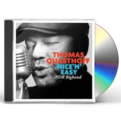 Thomas Quasthoff NICE N EASY CD