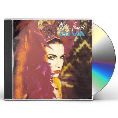 Annie Lennox DIVA (GOLD SERIES) CD
