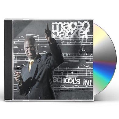 Maceo Parker SCHOOLS IN CD