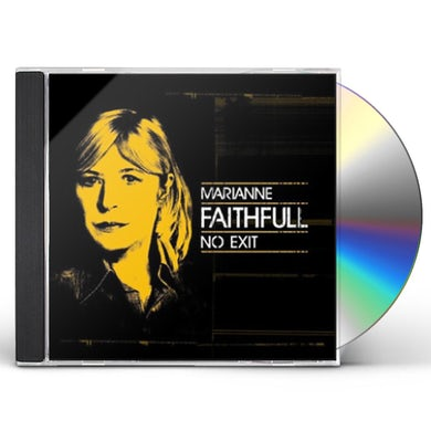 Marianne Faithfull NO EXIT CD