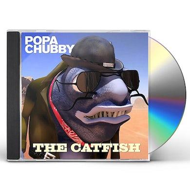 Popa Chubby CATFISH CD