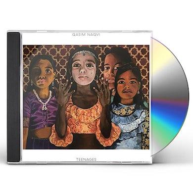 Qasim Naqvi TEENAGES CD