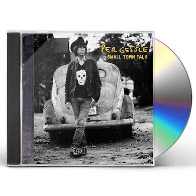 Per Gessle SMALL TOWN TALK CD