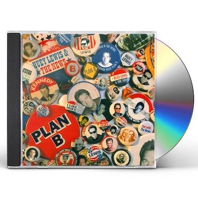 Huey Lewis & The News PLAN B CD