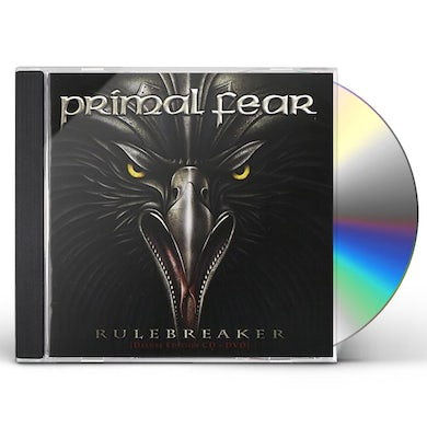 Primal Fear RULEBREAKER: LIMITED CD