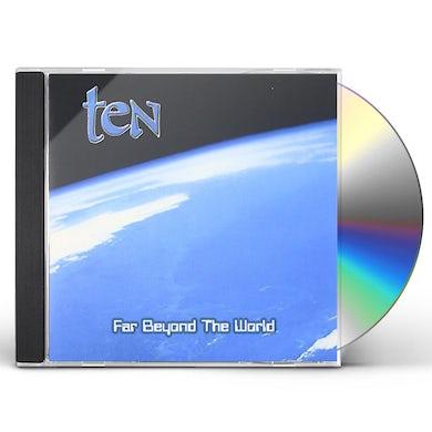 Ten FAR BEYOND THE WORLD CD