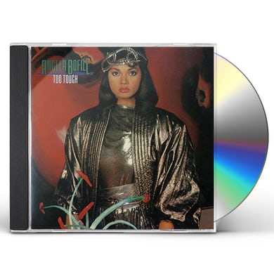 Angela Bofill TOO TOUGH CD