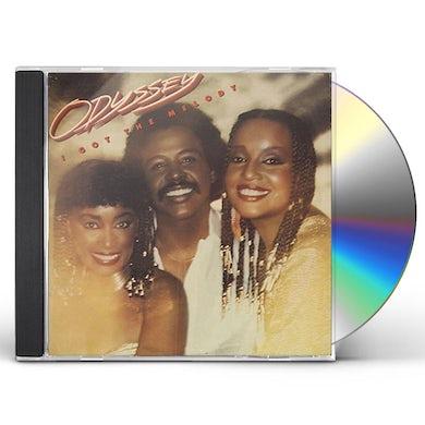 Odyssey I GOT THE MELODY CD