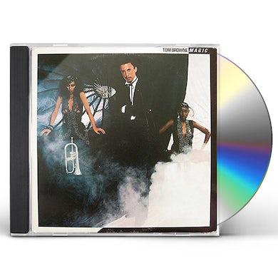 Tom Browne MAGIC CD