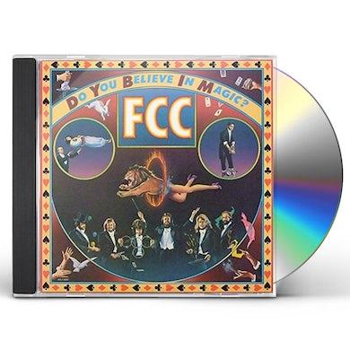 Fcc DO YOU BELIEVE IN MAGIC CD