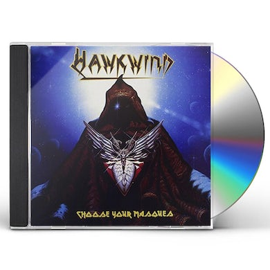 Hawkwind CHOOSE YOUR MASQUES CD