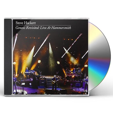 Steve Hackett GENESIS REVISITED LIVE AT HAMMERSMITH CD