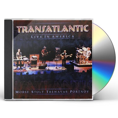 Transatlantic LIVE IN AMERICA CD