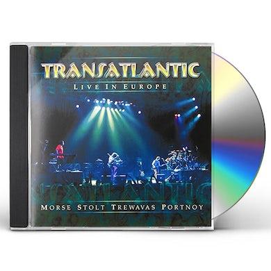 Transatlantic LIVE IN EUROPA CD