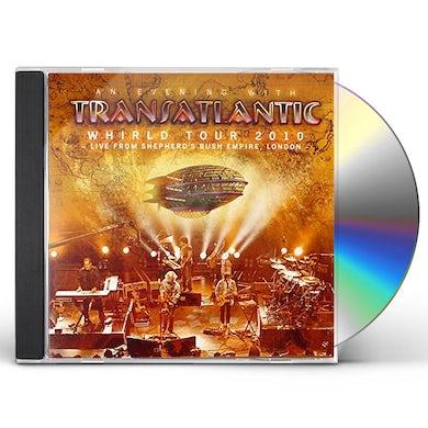 Transatlantic WHIRLD TOUR 2010 CD