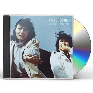 Japanese Breakfast PSYCHOPOMP CD