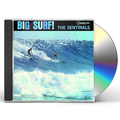 Sentinals BIG SURF CD