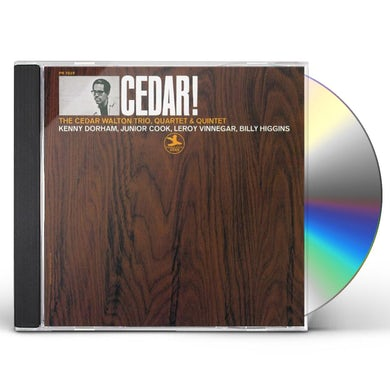 Cedar Walton CEDAR! CD
