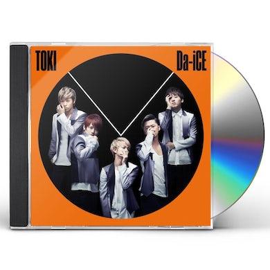Da-iCE TOKI CD